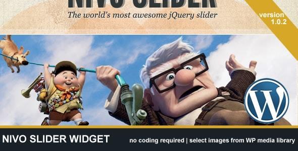 Nivo Slider Widget - CodeCanyon Item for Sale