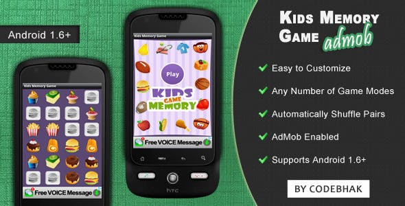 Android Game Templates from CodeCanyon