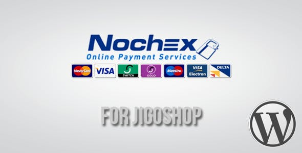 Nochex Gateway for Jigoshop