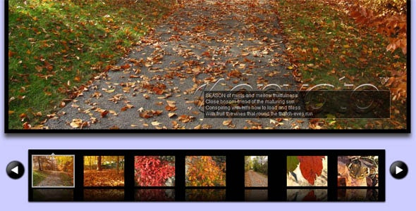 Asura jQuery Slider - CodeCanyon Item for Sale