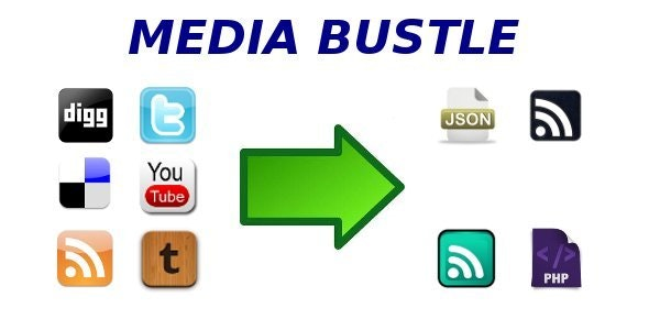 Media Bustle - CodeCanyon Item for Sale
