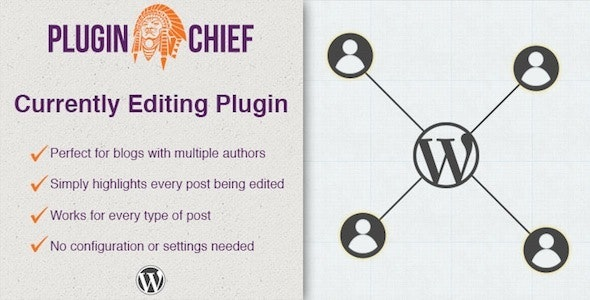 PluginChief Currently Editing - CodeCanyon Item for Sale
