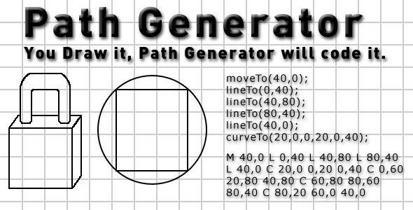 Path Generator - CodeCanyon Item for Sale
