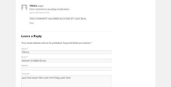 CAPS Block WordPress Plugin - CodeCanyon Item for Sale