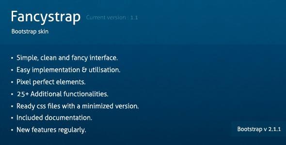 Fancystrap - Bootstrap skin
