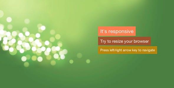 jQuery Responsive Banner Rotator Plugin