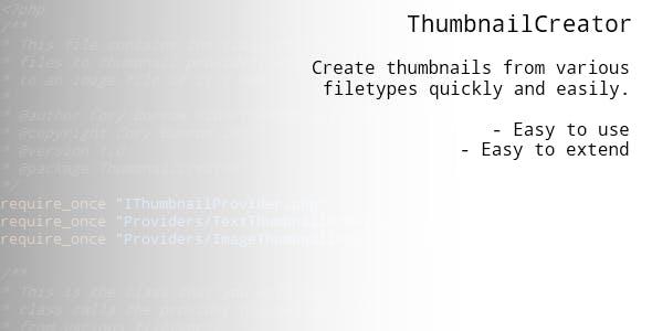 ThumbnailCreator