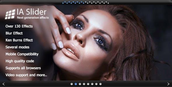 IA Slider - jQuery Image Plugin