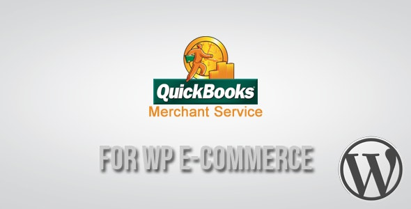 QuickBooks(Intuit) Gateway for WP E-Commerce - CodeCanyon Item for Sale