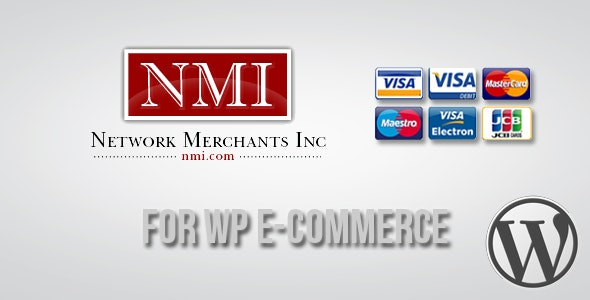 Network Merchants Gateway for WP E-Commerce - CodeCanyon Item for Sale