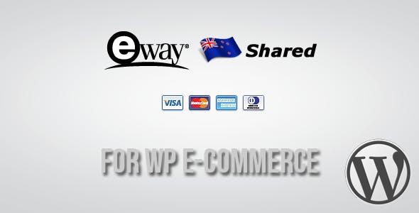 eWAY NZ Shared Gateway for WP E-Commerce