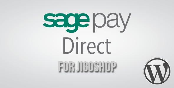 SagePay Direct Gateway for Jigoshop
