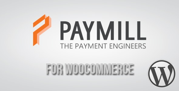 Paymill Gateway for WooCommerce - CodeCanyon Item for Sale