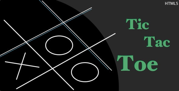 Tic Tac Toe - CodeCanyon Item for Sale