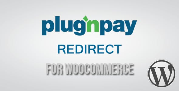 Plug'n Pay Redirect Gateway for WooCommerce