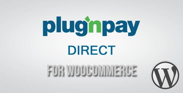 Plug'n Pay Direct Gateway for WooCommerce
