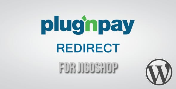 Plug'n Pay Redirect Gateway for Jigoshop