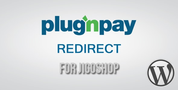 Plug'n Pay Redirect Gateway for Jigoshop - CodeCanyon Item for Sale