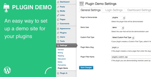 Plugin Demo - CodeCanyon Item for Sale