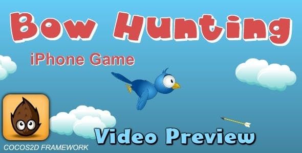 iPhone Game - Bow Hunting
