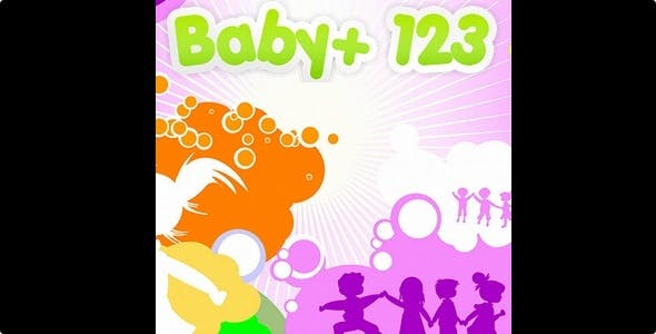 Baby 123 App for Titanium