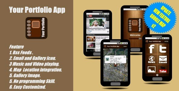 Your Portfolio App