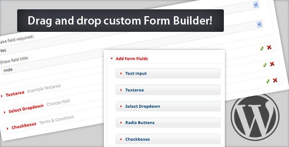 FlexForms - Ajax Form Builder for WordPress