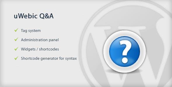 uWebic Q&A