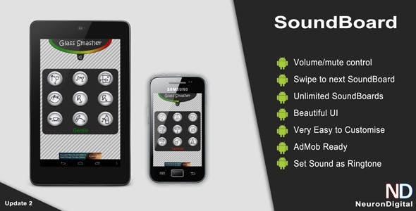 SoundBoard - Your Sound Effect Mixer