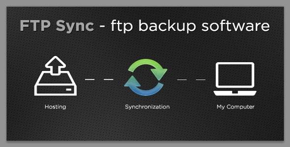 FTPSync & Backup - CodeCanyon Item for Sale