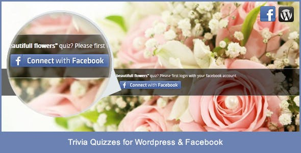 Trivia Quizzes for Wordpress and Facebook