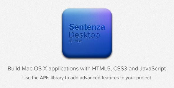 Sentenza Desktop for Mac - CodeCanyon Item for Sale