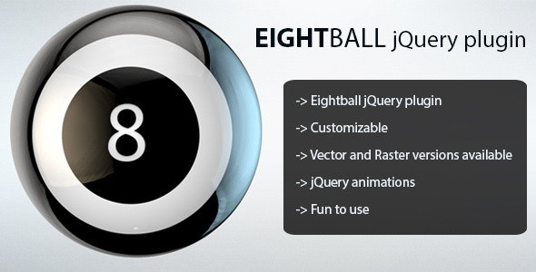 Eightball jQuery Plugin - CodeCanyon Item for Sale