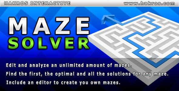 Hakros Maze Solver