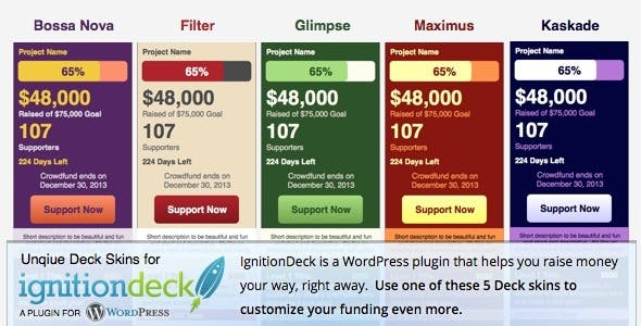 IgnitionDeck Skin Pack 3