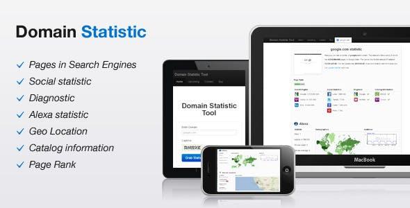 Domain Statistic Tool