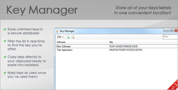 Key Manager