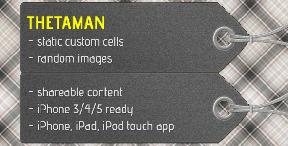 Custom cells and random images