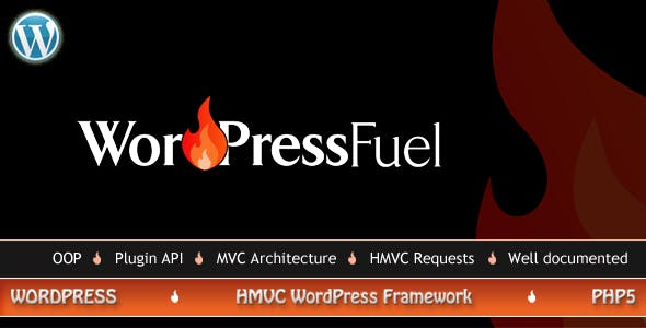 (H)MVC Plugin Development Framework for WordPress