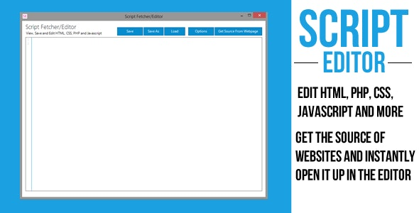 Script Editor - CodeCanyon Item for Sale