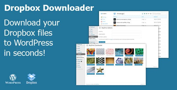 Dropbox Downloader