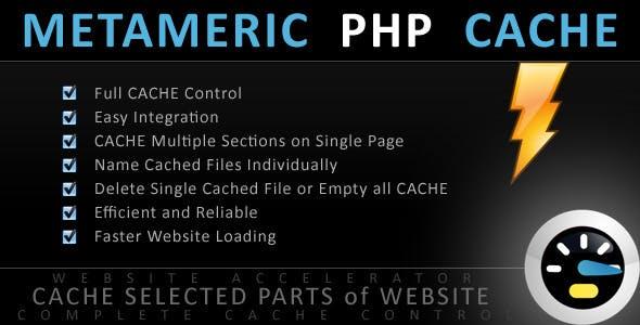 PHP Metameric Cache