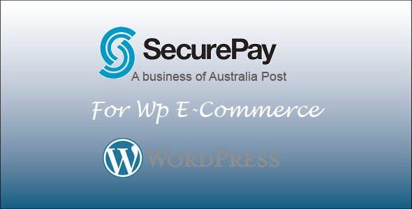 WP E-commerce  SecurePay