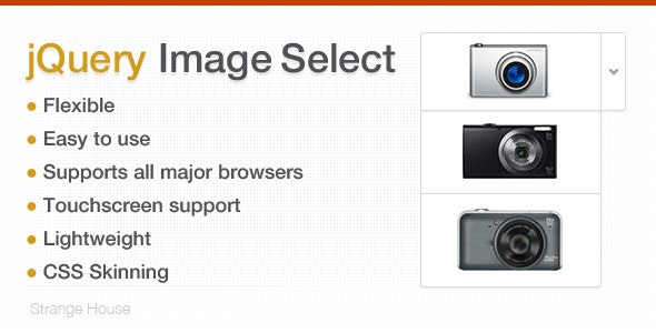 jQuery Image Select - CodeCanyon Item for Sale