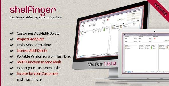 Customer-Management Software