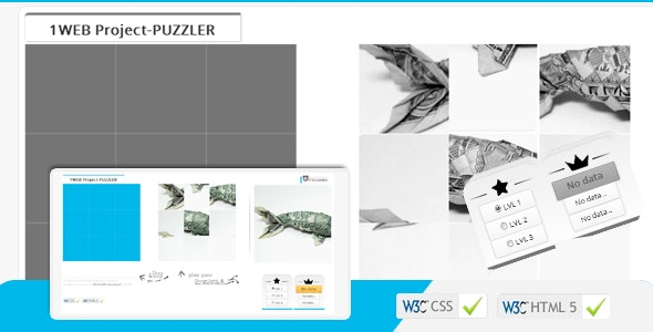 Puzzler - CodeCanyon Item for Sale