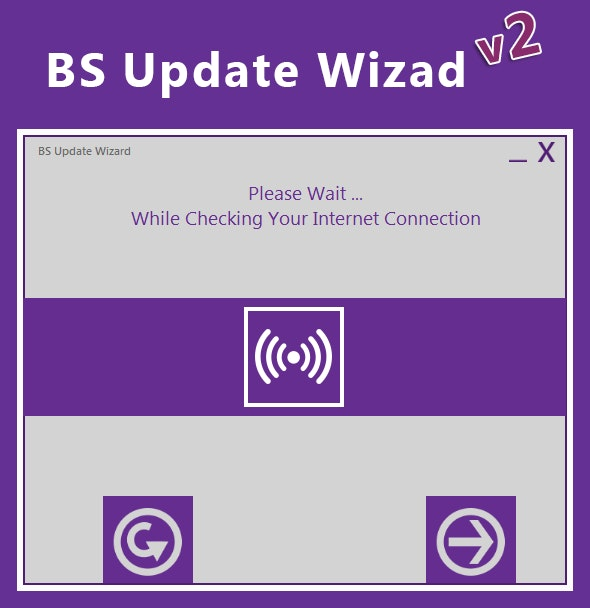 BS Update Wizard - CodeCanyon Item for Sale