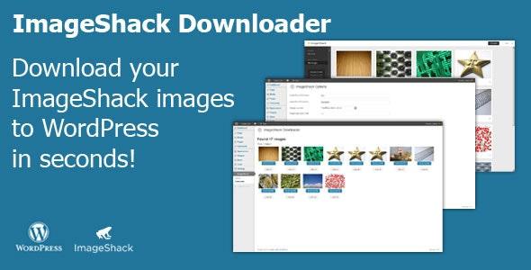 ImageShack Downloader - CodeCanyon Item for Sale