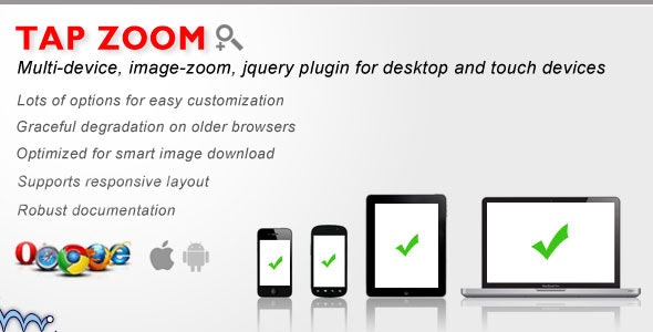 Tap Zoom - CodeCanyon Item for Sale