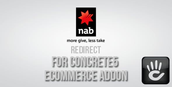NabTransact Redirect Gateway for Concrete5